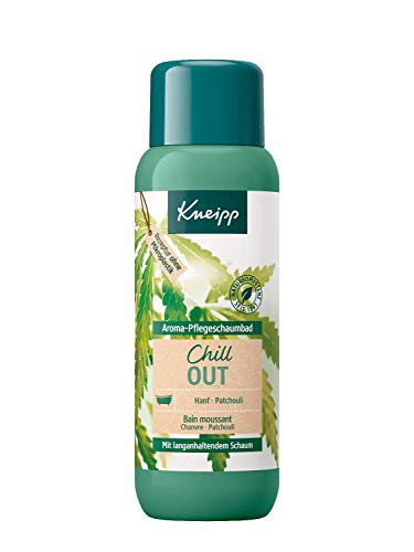 Kneipp Aroma-Pflegeschaumbad Chill Out, 1er Pack (1 x 400ml)