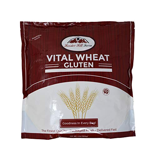 Hoosier Hill Farm Vital Wheat Gluten, 4 Pound