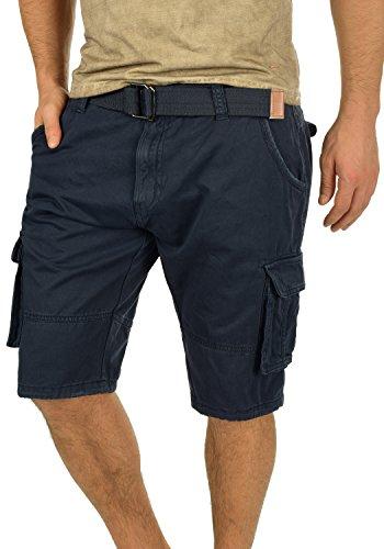 INDICODE Costa - Pantalon corto cargo para hombre