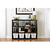 Better Homes and Gardens 12-Cube Organizer (Multiple Colors)