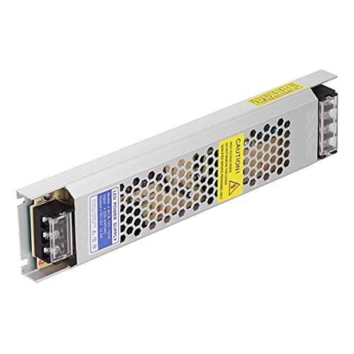 Convertidor de potencia, controlador de conmutación regulado, convertidor de voltaje para cajas de luz de película suave(WCB-12V-150W, rosado)