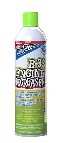 Berryman Products 1133 B-33 Engine Degreaser, 16 Ounce, (Single Unit)