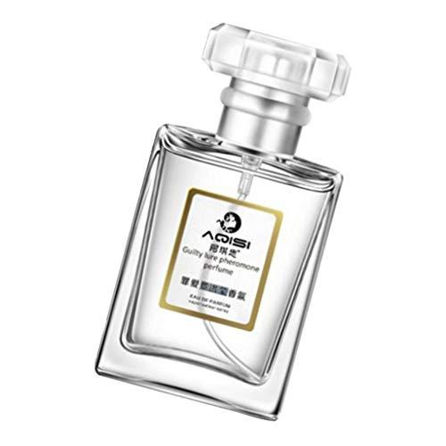 MERIGLARE Mujer Para Atraer Al Hombre Perfume Perfume Para Hombres Y Mujeres Perfume De Larga Duración Perfume - Negro, tal como se describe