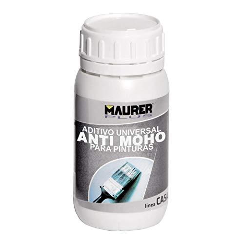 MAURER Antimoho Para Pintura Con Base Agua Para Pintar Paredes 250 ml.