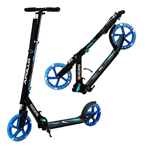 Apollo XXL Wheel Scooter - Phantom Pro City...