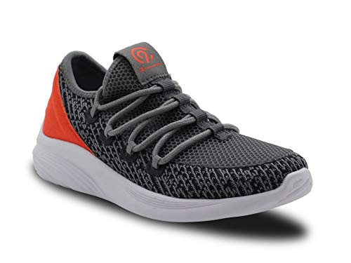 C9 Champion Boy s Crossline Sneaker, Grey, 3 Big Kid