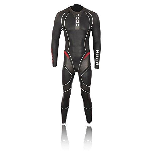 HUUB Aegis III 3.5 Mens Wetsuit - Black-Medium Tall