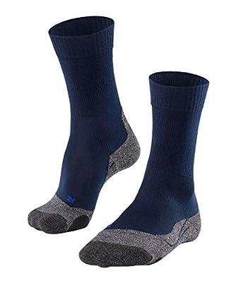 Falke Women TK2 Cool Trekking Sock, Bue (Marine 6120), US 5-6 (EU 37-38 | UK 4-5)