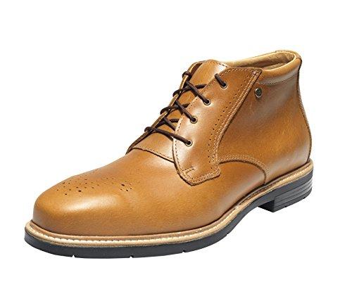 Emma Sicherheit Schuhe - Braun S3 HI Herren Business Sicherheit Schuh - Frontier 162, 45 EU / 10.5 UK