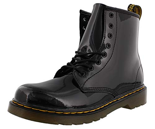Dr. Martens 1460 Y Klassische Stiefel, Schwarz (Black 001), 38 EU