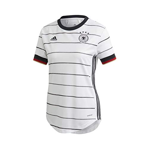 Adidas DFB T Shirt grey two solid grey weiß