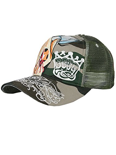 L.A. Fresh® Unisex Designer Trucker Chapeau Cap - Praying Hands -