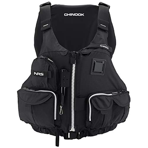 Life vest for kayak fishing