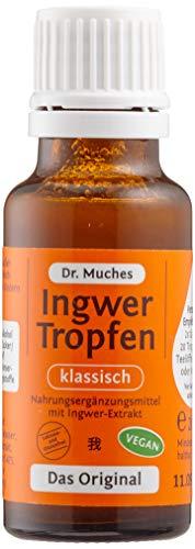 Dr. Muches Ingwertropfen klassisch, 20ml