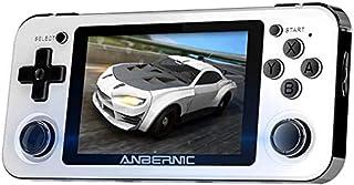 Anbernic RG351P Consoles de Jeux Portables , Console de Jeux Retro Open Source System , 3.5 Pouces IPS écran Free with 64G...