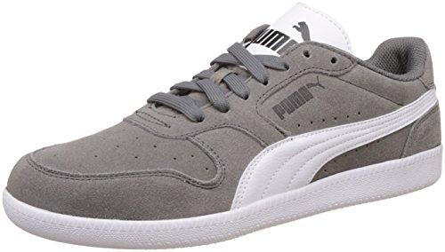 Puma Unisex-Erwachsene Icra Trainer SD Sneakers, Grau (steel gray-white 19) , 45 EU