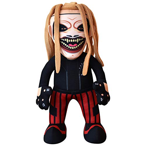 """Bleacher Creatures WWE Bray Wyatt The Fiend 10"""" Plush - A Wrestling Superstar for Play or Display"""