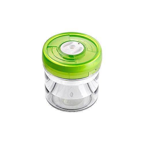 cetro Vacsy vacío Contenedor de Plástico en diferentes tamaños 1,1 Liter