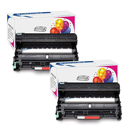 GYYG Compatible para el reemplazo del Cartucho de tóner DR2245 de Brother para el HL-2130 HL-2132 HL-2132 DCP-7055 DCP7057 DCP7057 Tambor fotosensible, Accesorios de Cali 2-Black