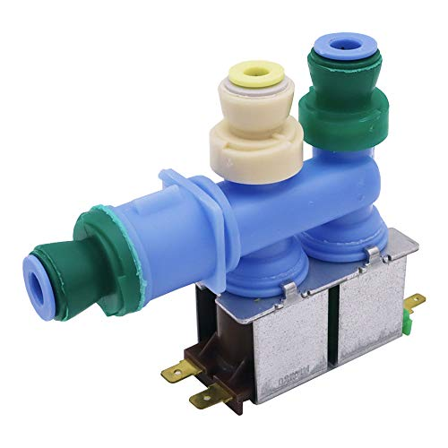 Price comparison product image What's Up W10312696 Water Inlet Valve Compatible for Whirlpool Washer Replace AP6019288 PS11752594