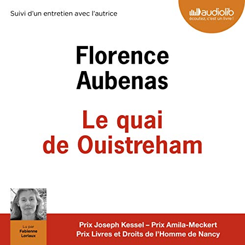 Le quai de Ouistreham audiobook cover art