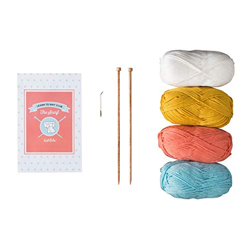 Knit Picks Learn to Knit Club: The Scarf