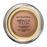 Max Factor, Base de maquillaje (Tono: 085 Caramel, Pieles Oscuras) - 68.23 ml (99240012695)