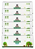 Pogi's Grooming Wipes - 120-Count Travel Pack - Hypoallergenic Pet Wipes for Dogs