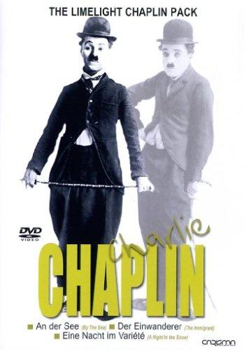 Charlie Chaplin - An der See/Der Einwanderer/...