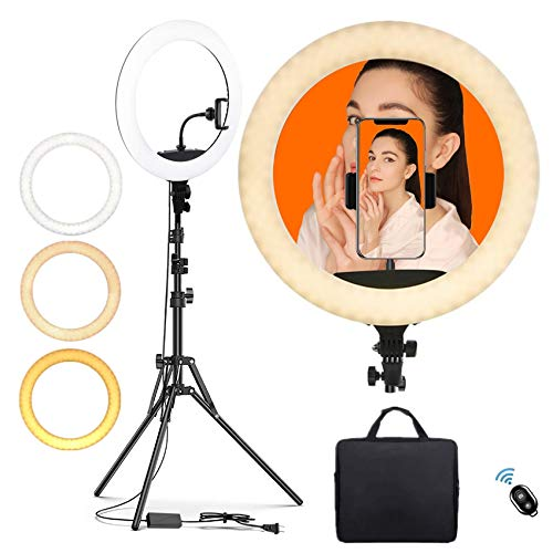 Ring Light for Makeup & Videos