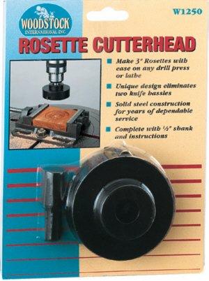 Magnate W1250 Rosette Cutterheads -