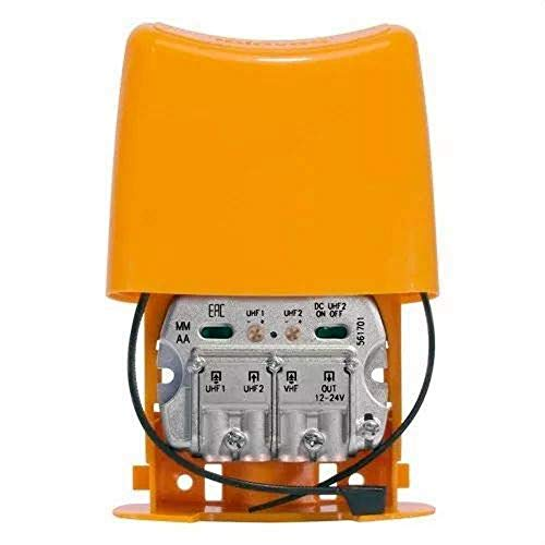 Televes - Amplificador mástil nanokom 3e/1s easyf uhfdc