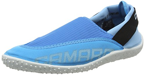 Camaro Air-Mesh Schuhe South Sea Slipper Neopren, Dunkelblau, 40/41