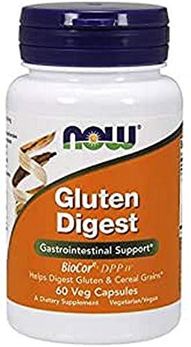 Now Foods Gluten Digest, 60 Unidades, 60 Gramas