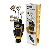 Nitro X Factor Golf Set
