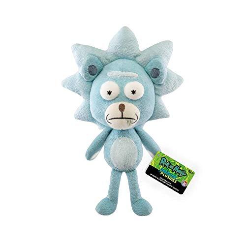 Funko Galactic Plushies: Rick and Morty- Teddy Rick Standard