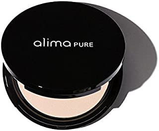 Alima Pure Pressed Foundation with Rosehip Antioxidant Complex - Birch