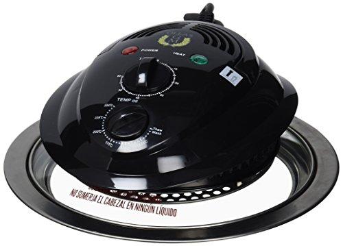 Cecotec Cabezal de Horno Ollas GM. 700 W, Compatible con Ollas GM de 6 litros, Termostato Regulable hasta 250ºC, Sistema ciclo de aire caliente, Temporizador 60 min