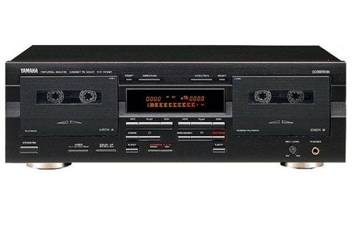 Yamaha KX-W 321 Kassettendeck schwarz