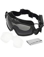 haoYK Ventilator versie koeler airsoft glas regulator bril ski snowboard fiets sport