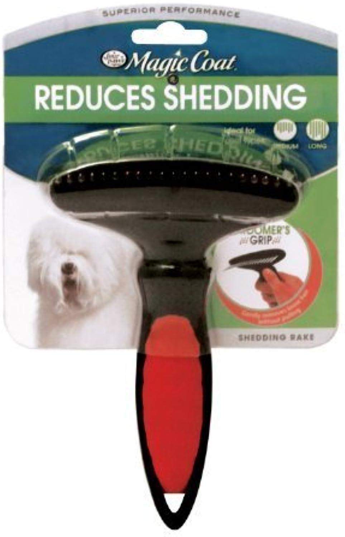 Four Paws Magic Coat Dog Grooming Shedding Rake by Four Paws