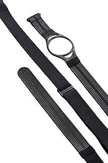 scheda soundbrenner chst01 fascia regolabile per corpo, gambe e braccia per posizionamento del metronomo soundbrenner