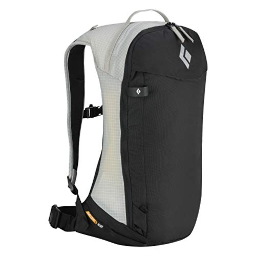 Black Diamond Dawn Patrol 15 Sac à Dos Mixte Adulte, Noir/Blanc, FR Unique (Taille Fabricant : M/L)