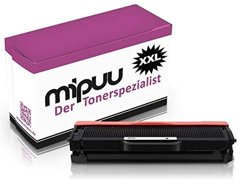 Mipuu Tonercartridge compatibel met Samsung MLT-D111S (3000 pagina's) MLT-D111L voor Xpress M2026w M2070w M2026 M2022 M2022w M2070 M2070fw black