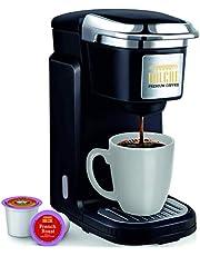 Dolché K-Cups ONE - machine voor Amerikaanse koffiepads - Keurig 2.0 en compatibele capsules