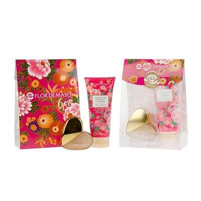 Set Oriental Flowers Perfume + Crema de Manos