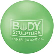 Body Sculpture BB-0121 BL-B Squeeze Ball - Green, 7 cm