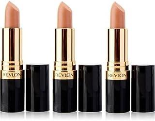 (3 Pack) REVLON Super Lustrous Lipstick Matte Nude Attitude 001 (並行輸入品)