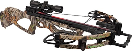Parker Tornado XXT Xtreme Illuminate MultiReticle Scope Crossbow Package X122-IR
