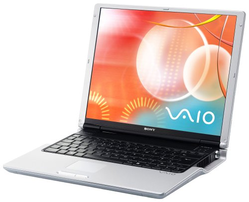 Sony VAIO PCG-Z1-XMP Laptop (Intel 1,5GHz Centrino; 512MB RAM; 60GB HDD; 35,8 cm (14,1 Zoll) SXGA+; XP Prof)